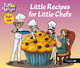 Little Recipes for Little Chefs From Corinne Albaut - Editions de l'Oxalide