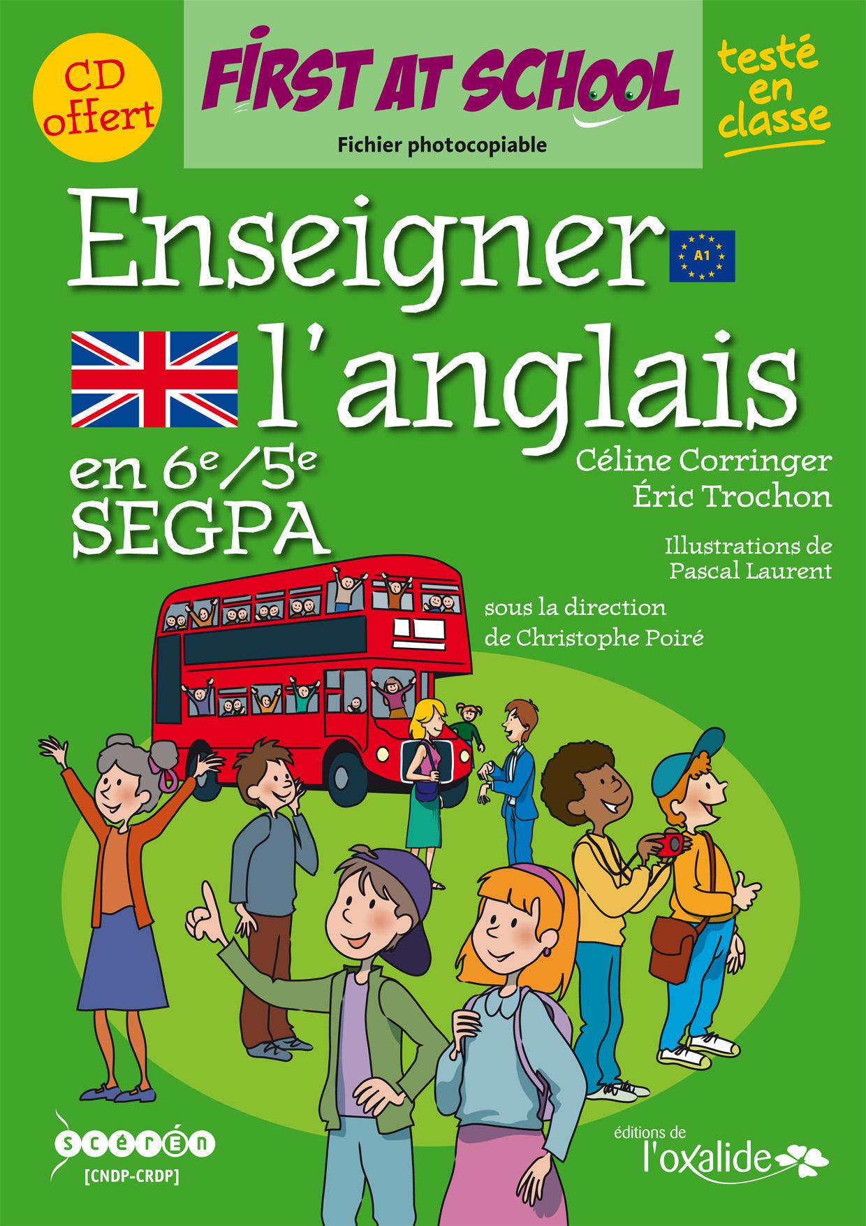 Editions De L Oxalide Enseigner L Anglais En 6e 5e Segpa